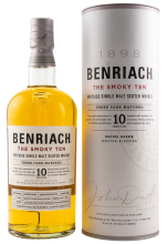 Benriach 10 J. The Smoky Ten, Speyside | Whisky